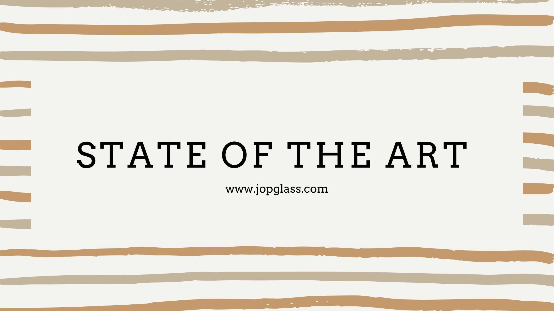 State of The Art Penelitian adalah